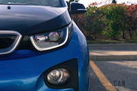 2017 BMW i3 led headlights