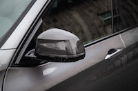 2017 BMW X5 carbon fibre side mirrors