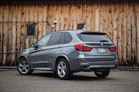2017 BMW X5 space grey metallic