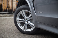 2017 BMW X5 tires wheels