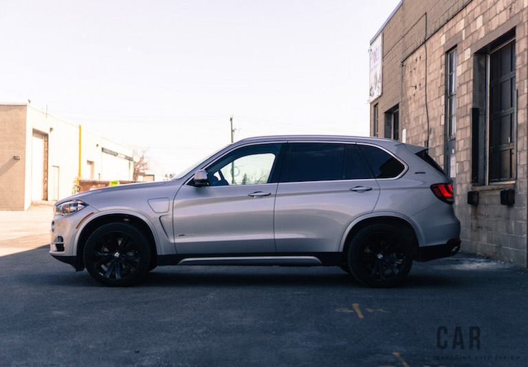 2017 BMW X5 xDrive40e changes for 2017 new