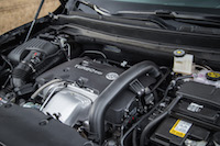 Buick Envision turbo i-4 engine