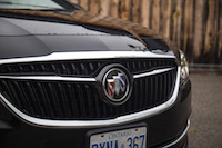 2017 Buick LaCrosse new front grill