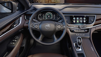 new buick lacrosse interior