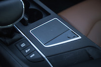 Cadillac CT6 Luxury touchpad