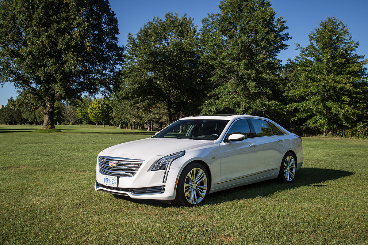 2017 cadillac ct6 chinese review