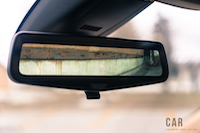 2017 Cadillac XT5 Platinum rear view mirror