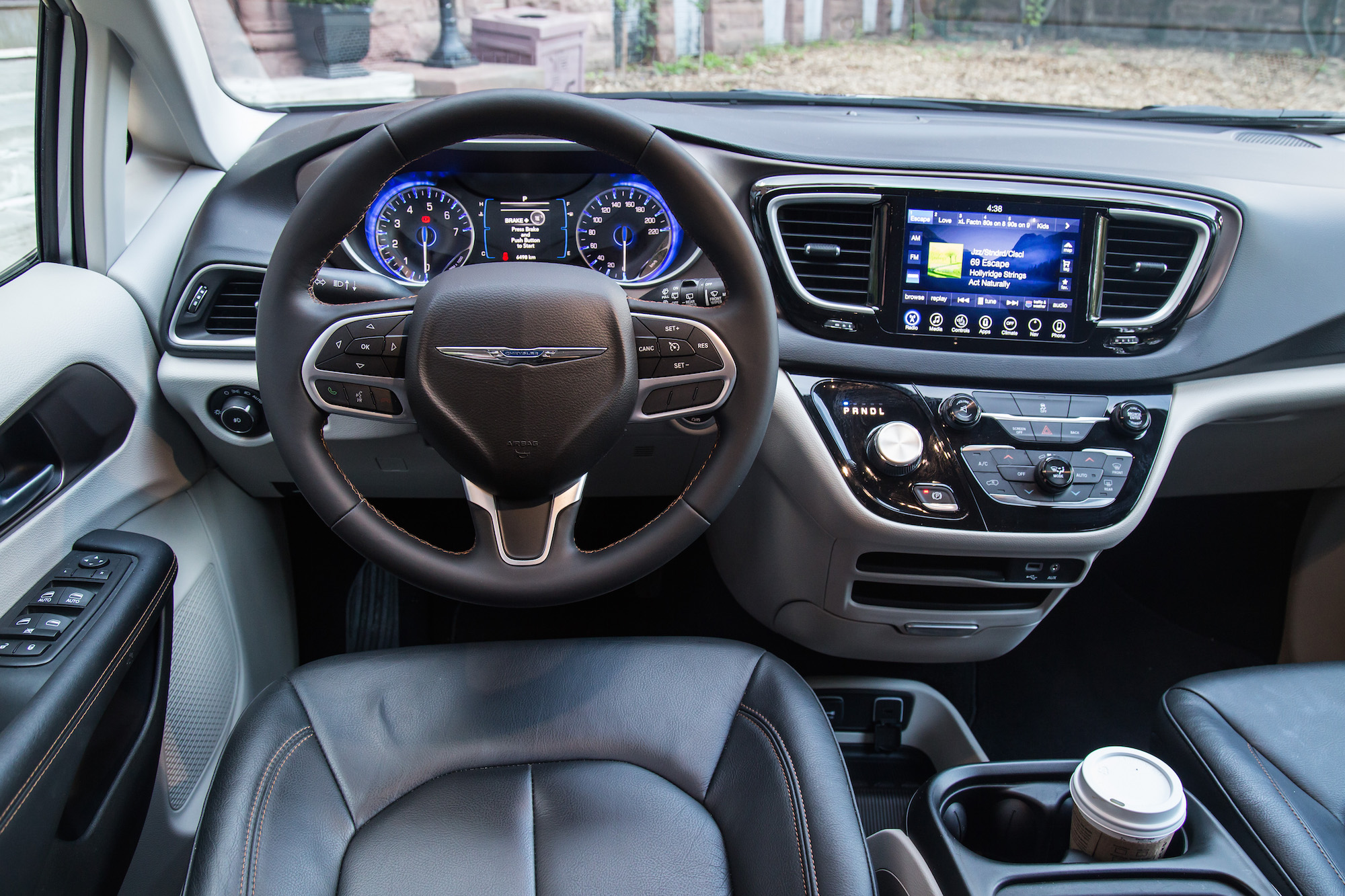 2016 Chrysler Pacifica Interior Pictures To Pin On
