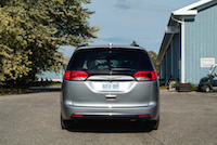 Chrysler Pacifica Touring-L rear view