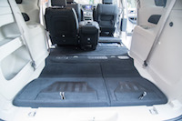 Chrysler Pacifica Touring-L trunk space