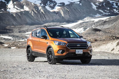 2017 Ford Escape Titanium Sport Appearance Package