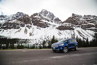 2017 ford escape mountains
