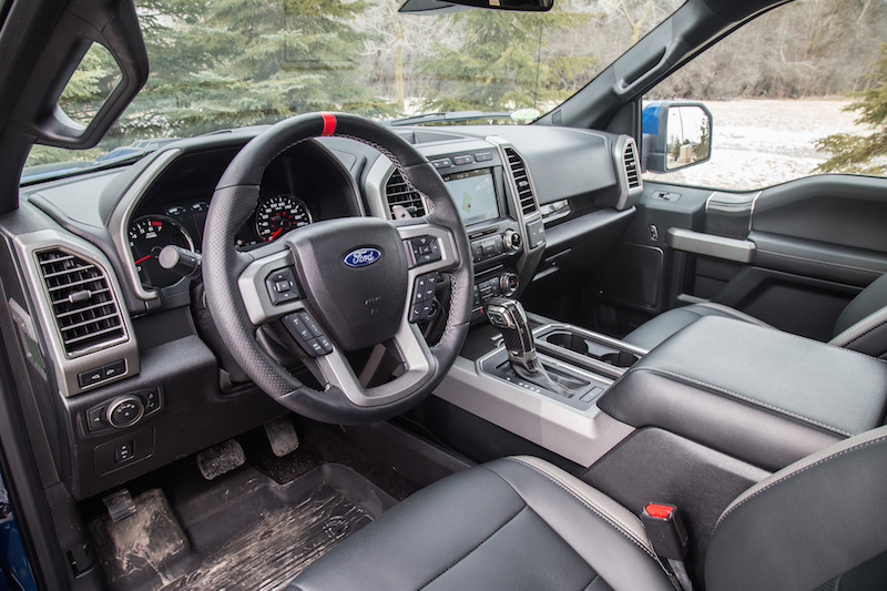 Review 2017 Ford F 150 Raptor SuperCrew