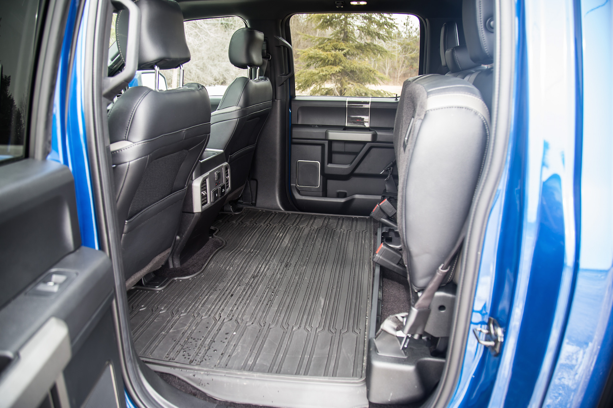 2017 F150 Supercab Seat Covers Velcromag