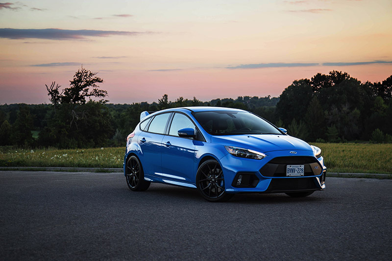 2017 褔特 Ford Focus RS