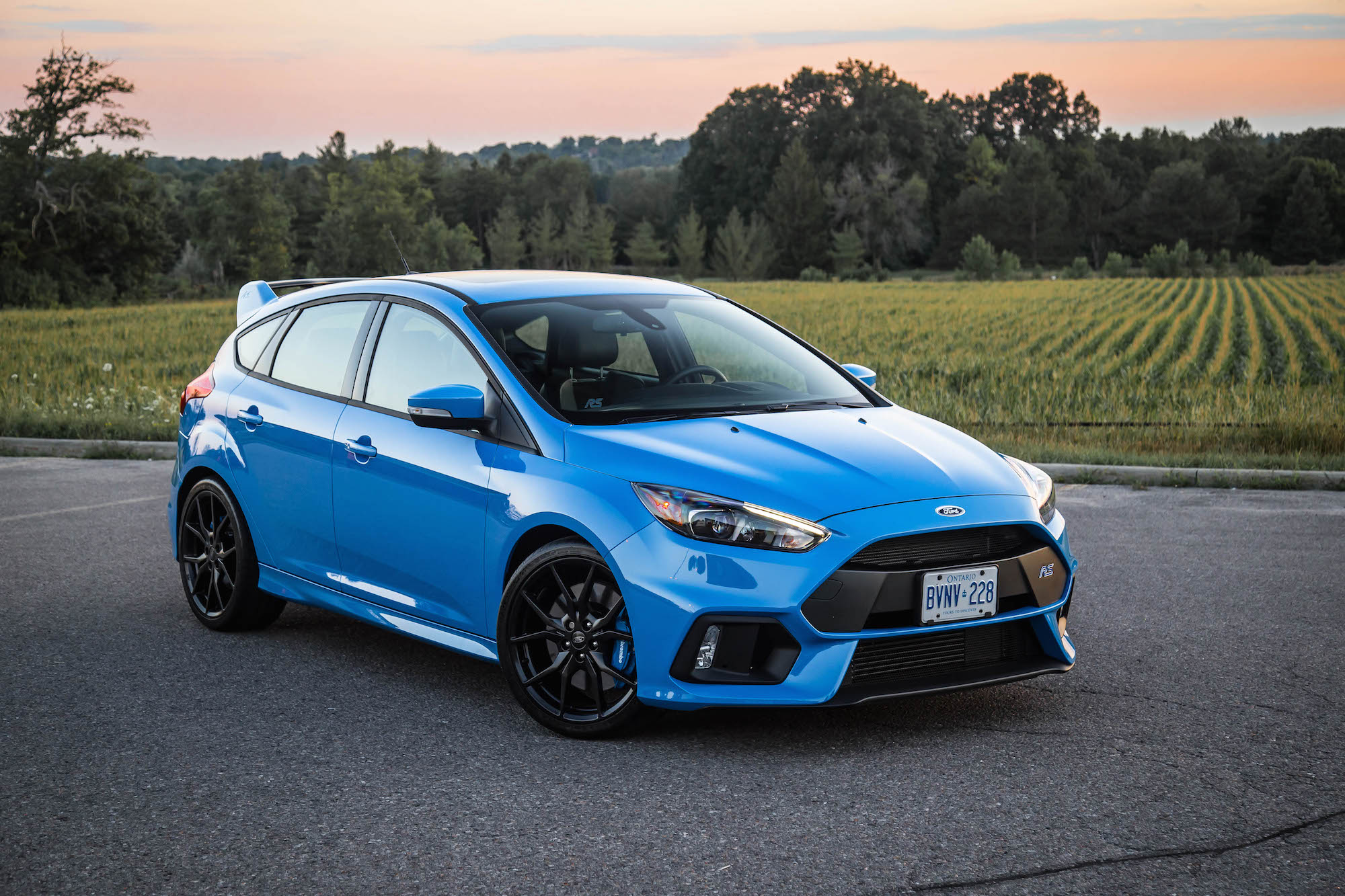 Exhaust Notes: 2017 Ford Focus RS | Canadian Auto Review