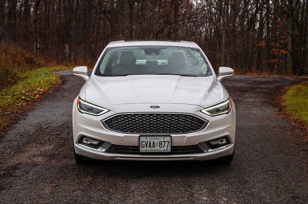 2017 ford fusion energi platinum plug in hybrid review