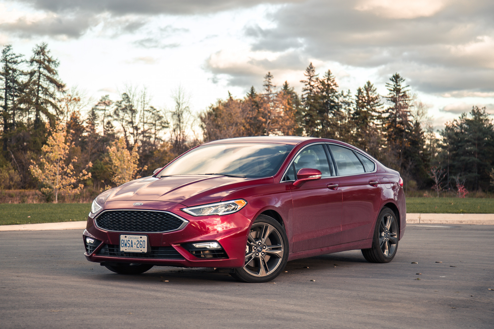 review 2017 ford fusion v6 sport canadian auto review. Black Bedroom Furniture Sets. Home Design Ideas