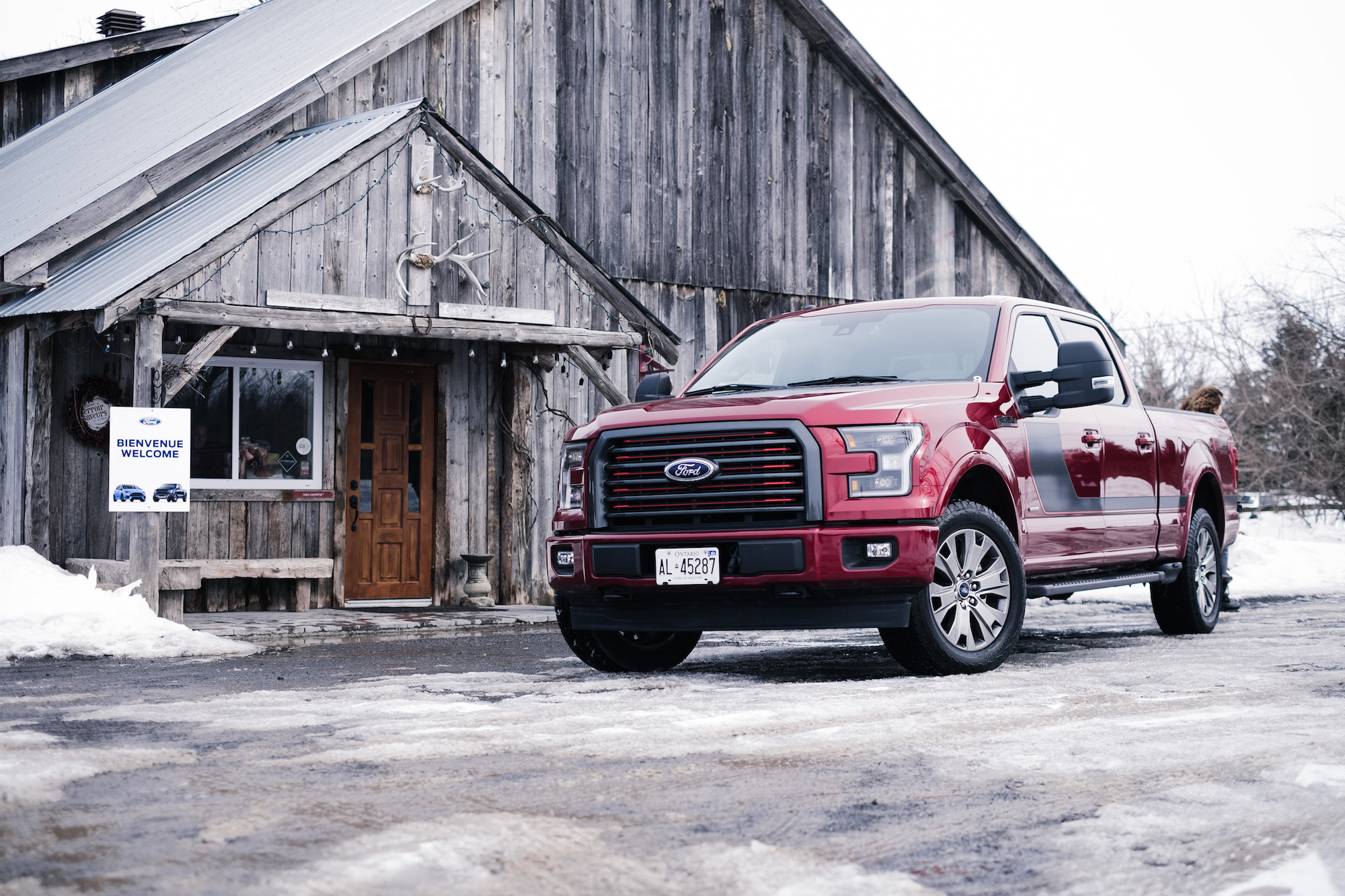 ford f-150 new for 2017