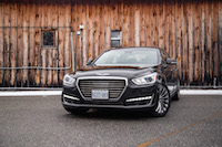 2017 Genesis G90 3.3T brown paint