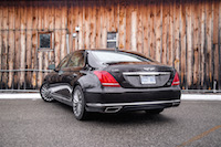 2017 Genesis G90 3.3T manhattan brown