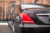 2017 Genesis G90 3.3T rear lights