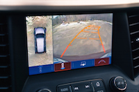 2017 gmc acadia denali rear view camera