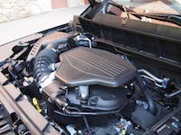 2017 GMC Acadia v6 vvt engine