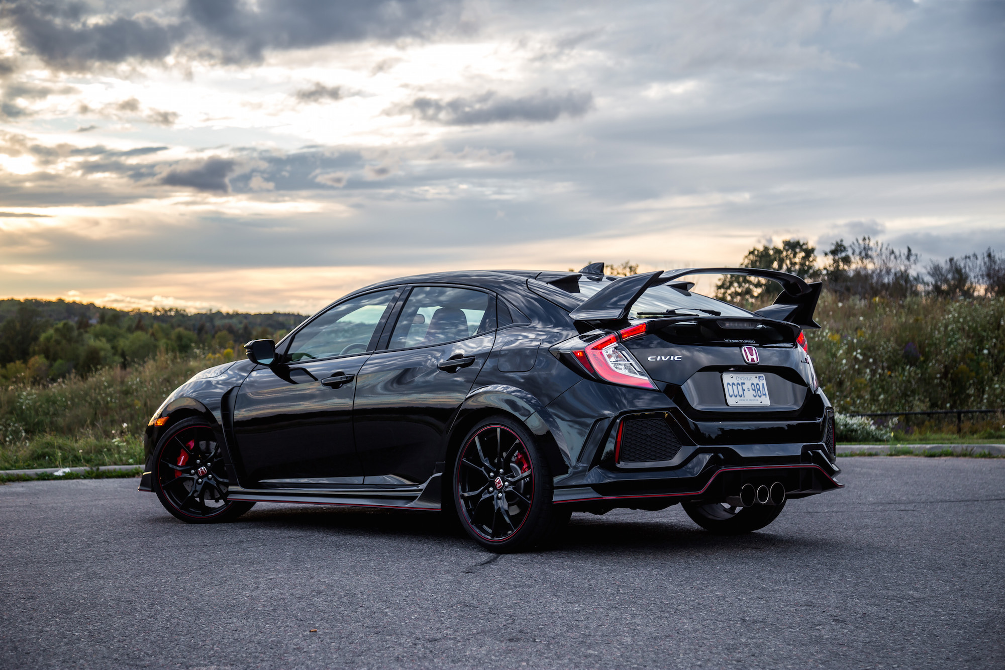 Review: 2017 Honda Civic Type R | Canadian Auto Review