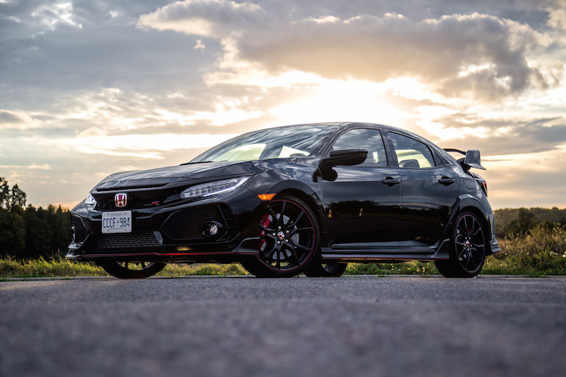 2017 Honda Civic Type R FK8