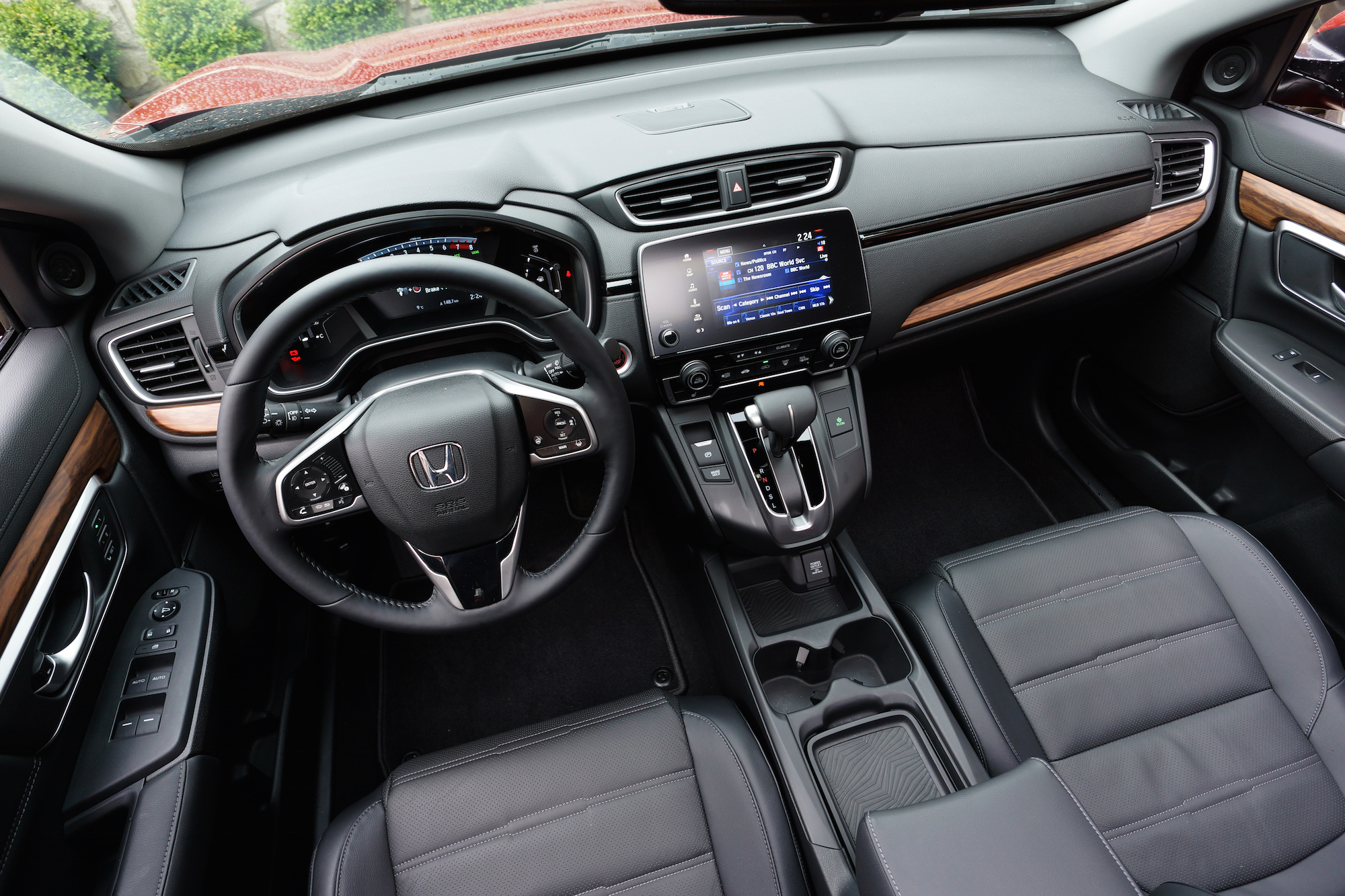 2017 ���� crv touring canadian auto review