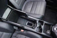 2017 Honda CR-V Touring center console