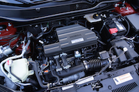 2017 Honda CR-V Touring engine bay