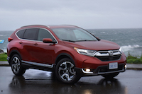 2017 Honda CR-V Touring first drive