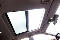 2017 Honda CR-V Touring sunroof