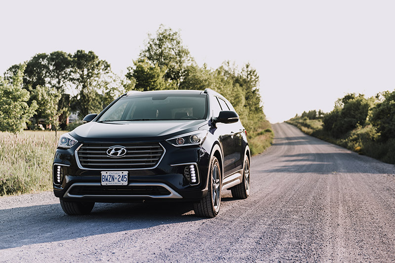 2017 Hyundai Santa Fe XL new canada review