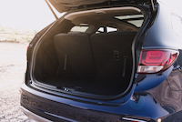2017 Hyundai Santa Fe XL trunk space