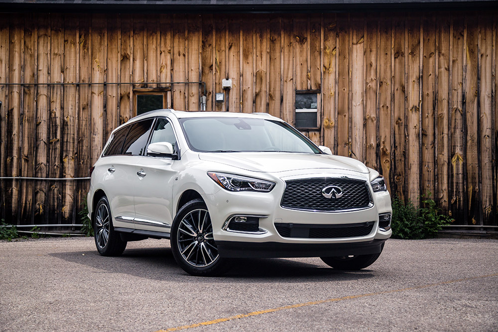 2017 Infiniti QX60 AWD canada new review price used