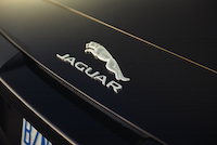 2017 Jaguar F-Type S Convertible badge on rear