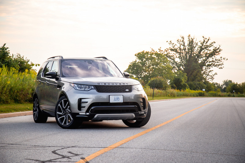 2017 Land Rover Discovery HSE canada si6