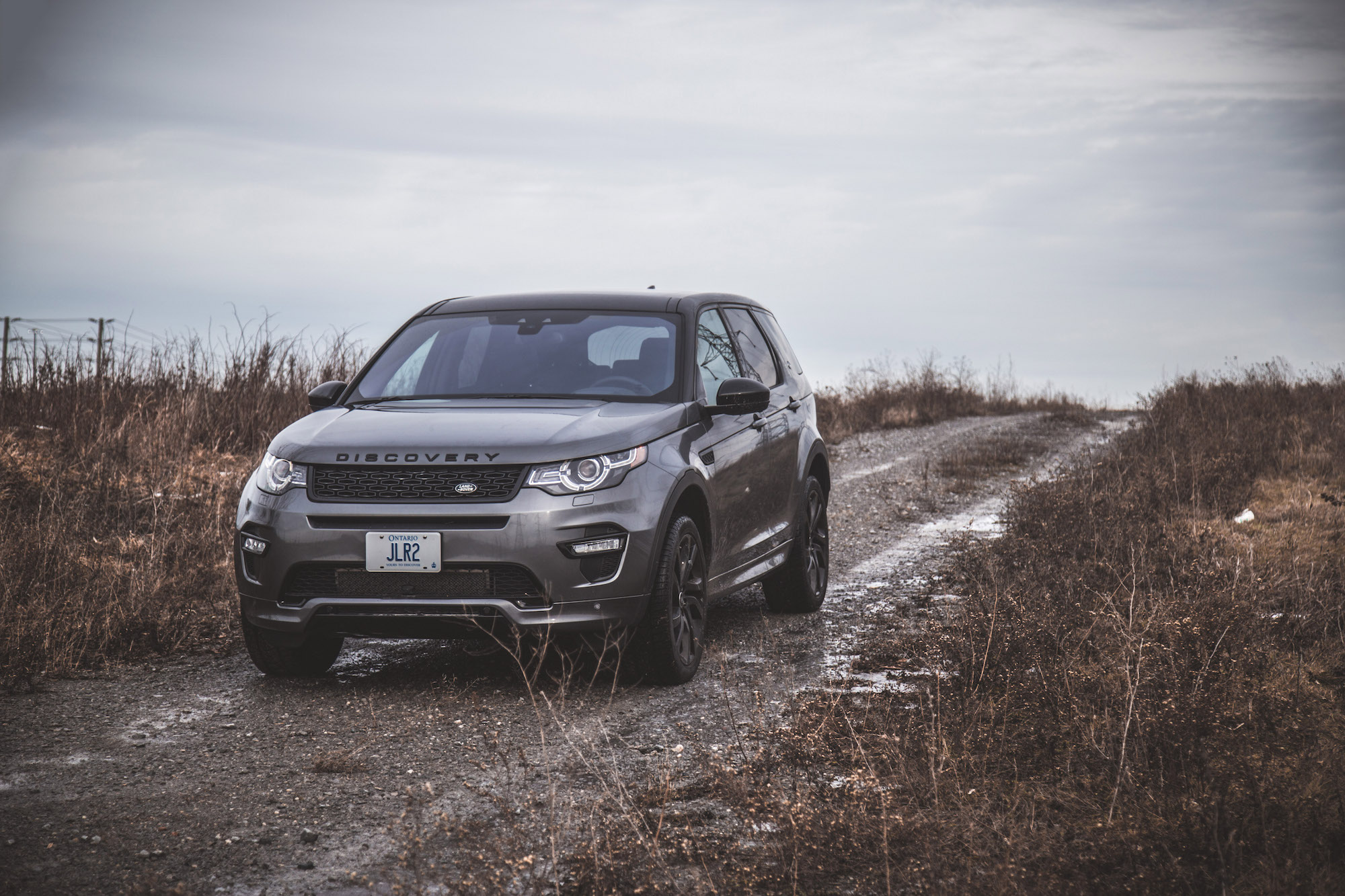 Review 2017 Land Rover Discovery Sport Dynamic Design