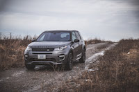 2017 Land Rover Discovery Sport dynamic design package