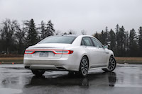 2017 Lincoln Continental Reserve AWD review