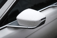 2017 Lincoln Continental Reserve AWD side mirrors