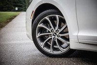 2017 Lincoln MKZ Reserve 3.0T driver's package 19-inch wheels