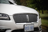 2017 Lincoln MKZ Reserve 3.0T new chrome grill driver's package