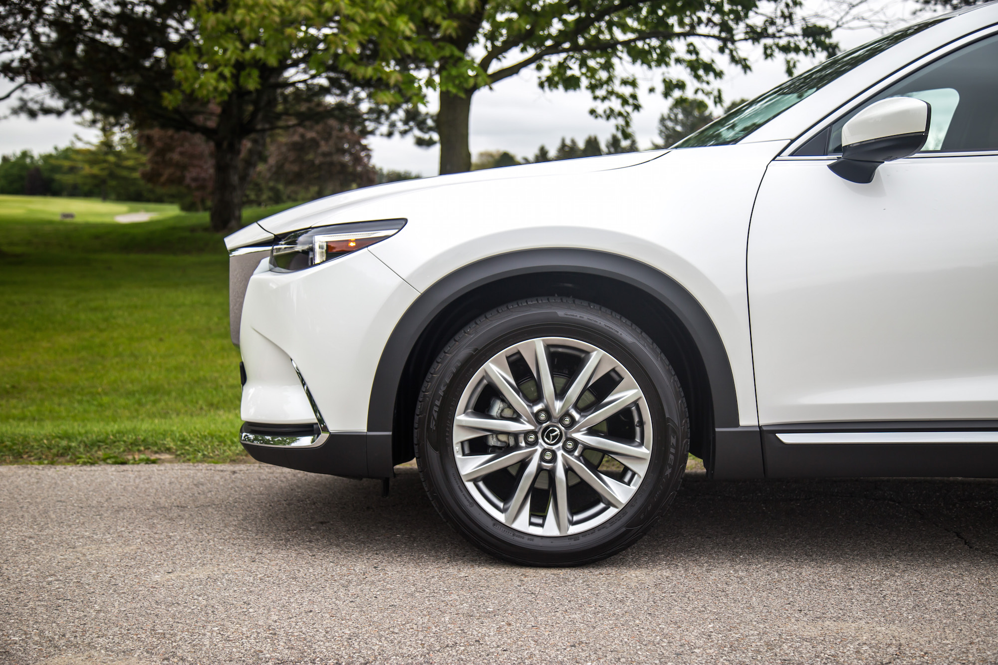 review  mazda cx  signature awd canadian auto review