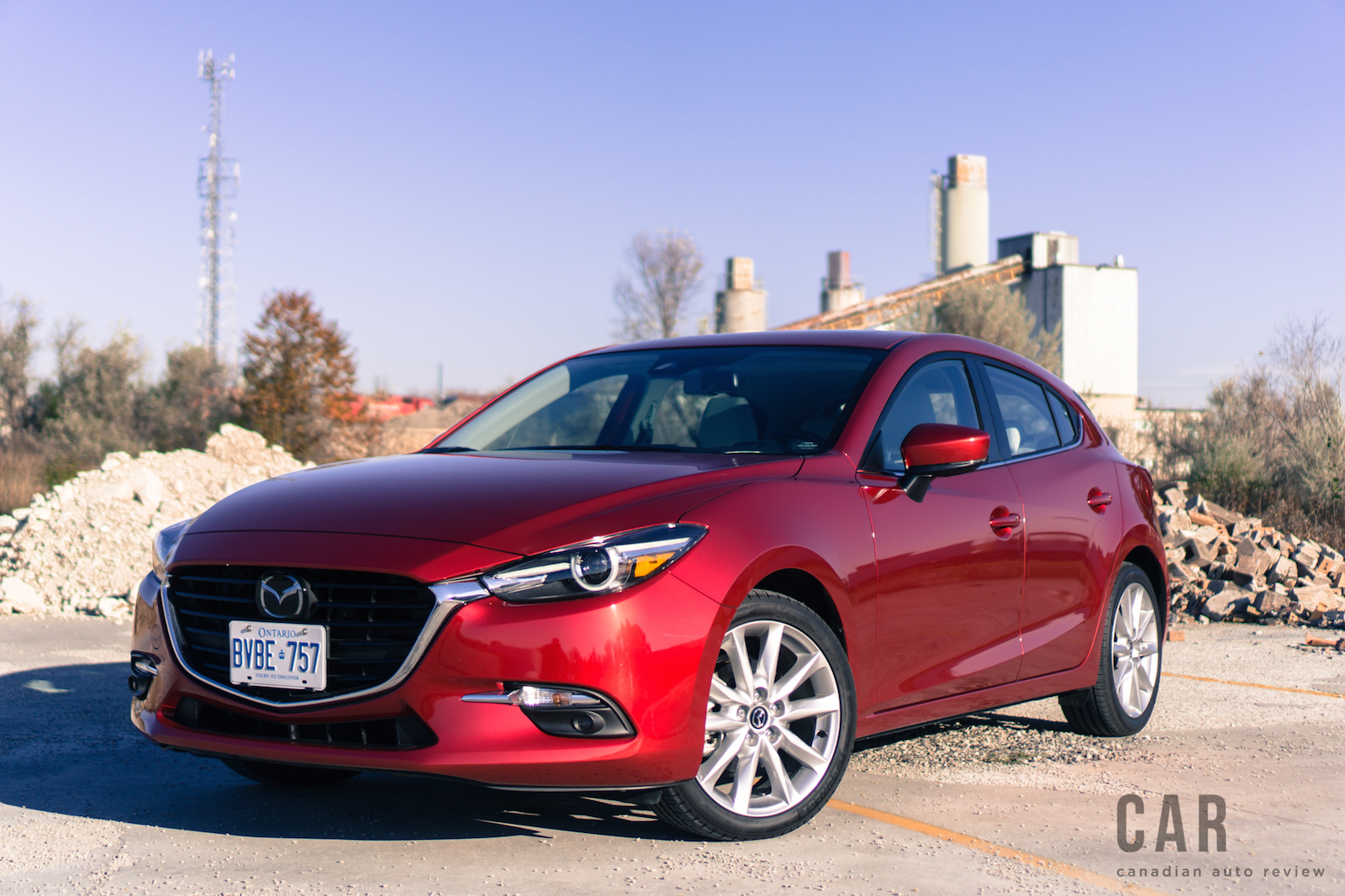 Mazda 3 Hatchback Used >> Review: 2017 Mazda3 GT Manual | Canadian Auto Review