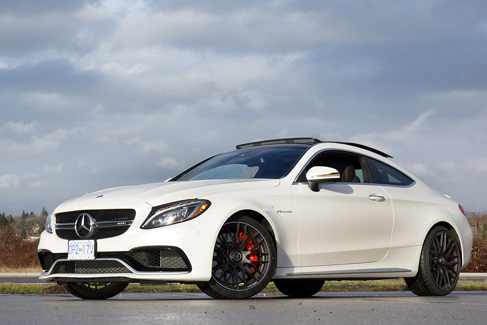 2017 Mercedes-AMG C 63 S review