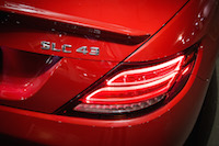 2017 Mercedes-AMG SLC 43 new led tail lights rear
